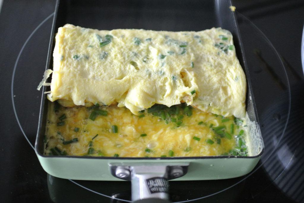 Tamago-Yaki (Omelet)