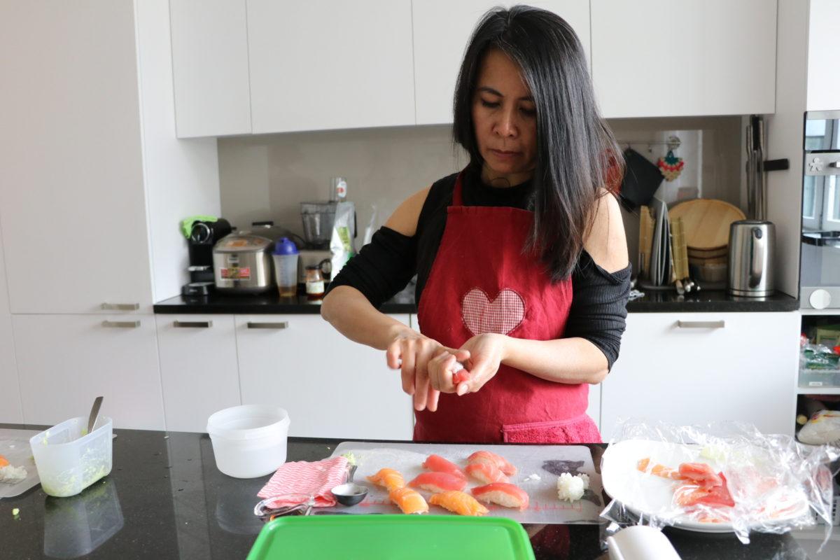 Eintägiger Intensiv Sushi-kurs im März 2018(2)