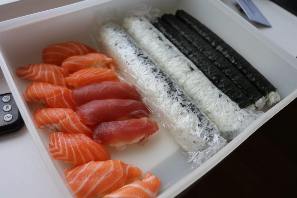 Eintägiger Intensiv Sushi-Kurs im Mai 2018