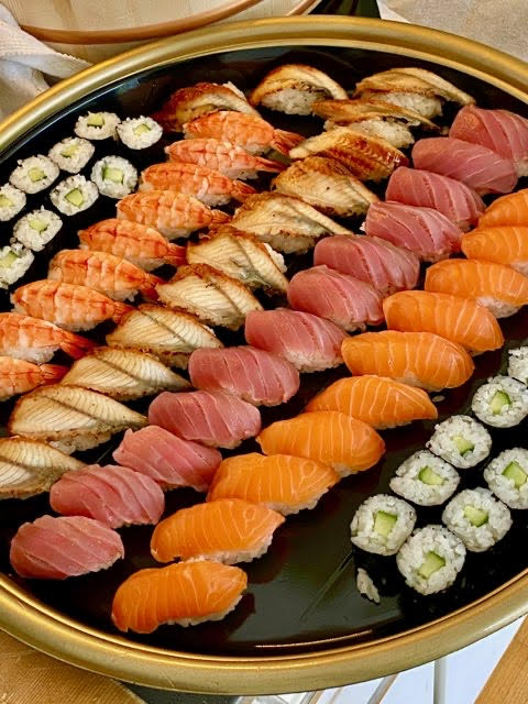 Have you already tried to prepare sushi after the course?