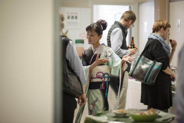 Exhibition in Zurich
