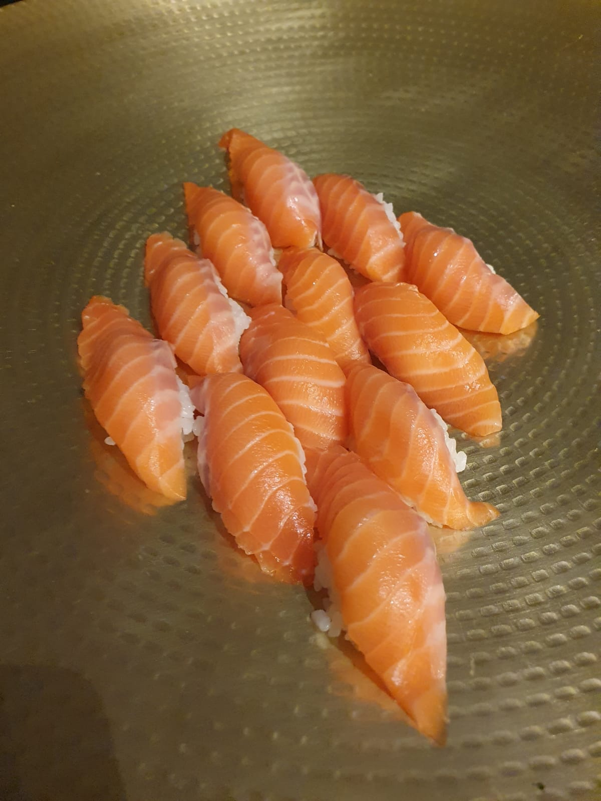 Online Cooking Course: Sashimi and Nigiri sushi