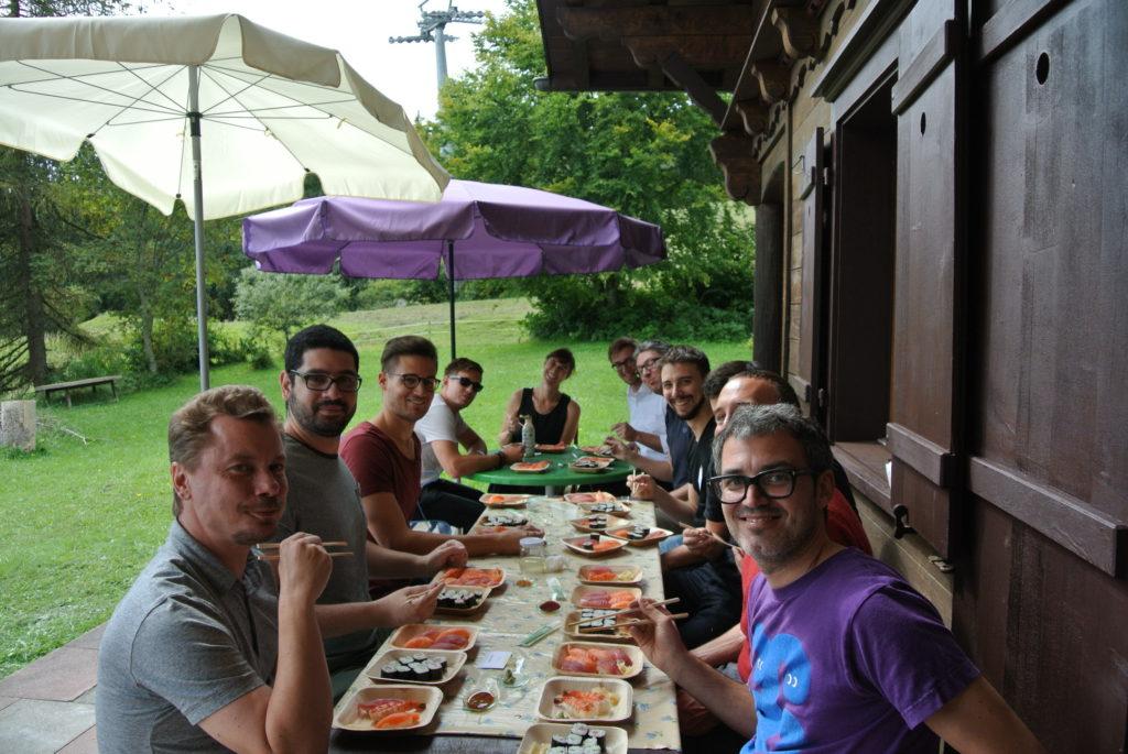 Sushi Kurs in Graubünden