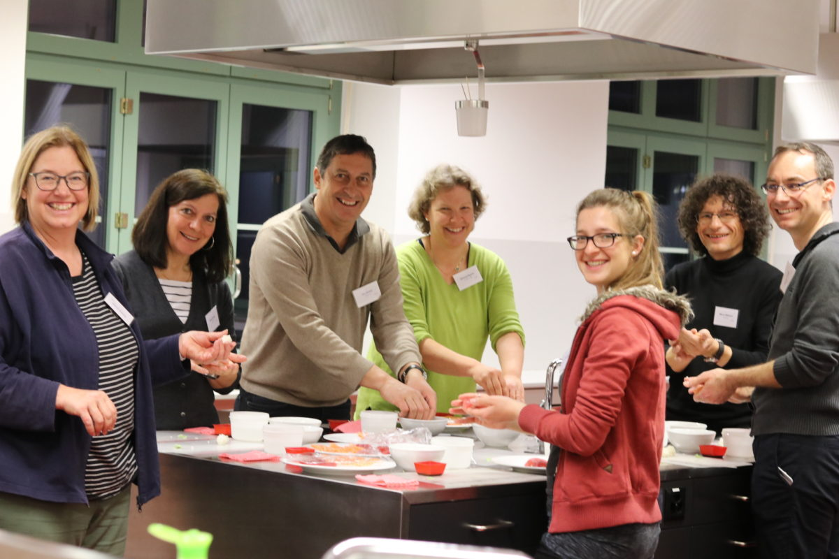 Onsite sushi course in Winterthur in March 2019