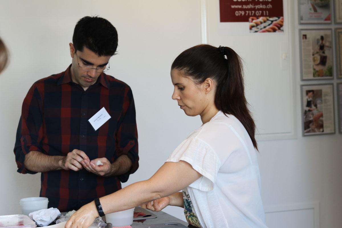 Eintägiger Intensiv Sushi-Kurs im September 2019