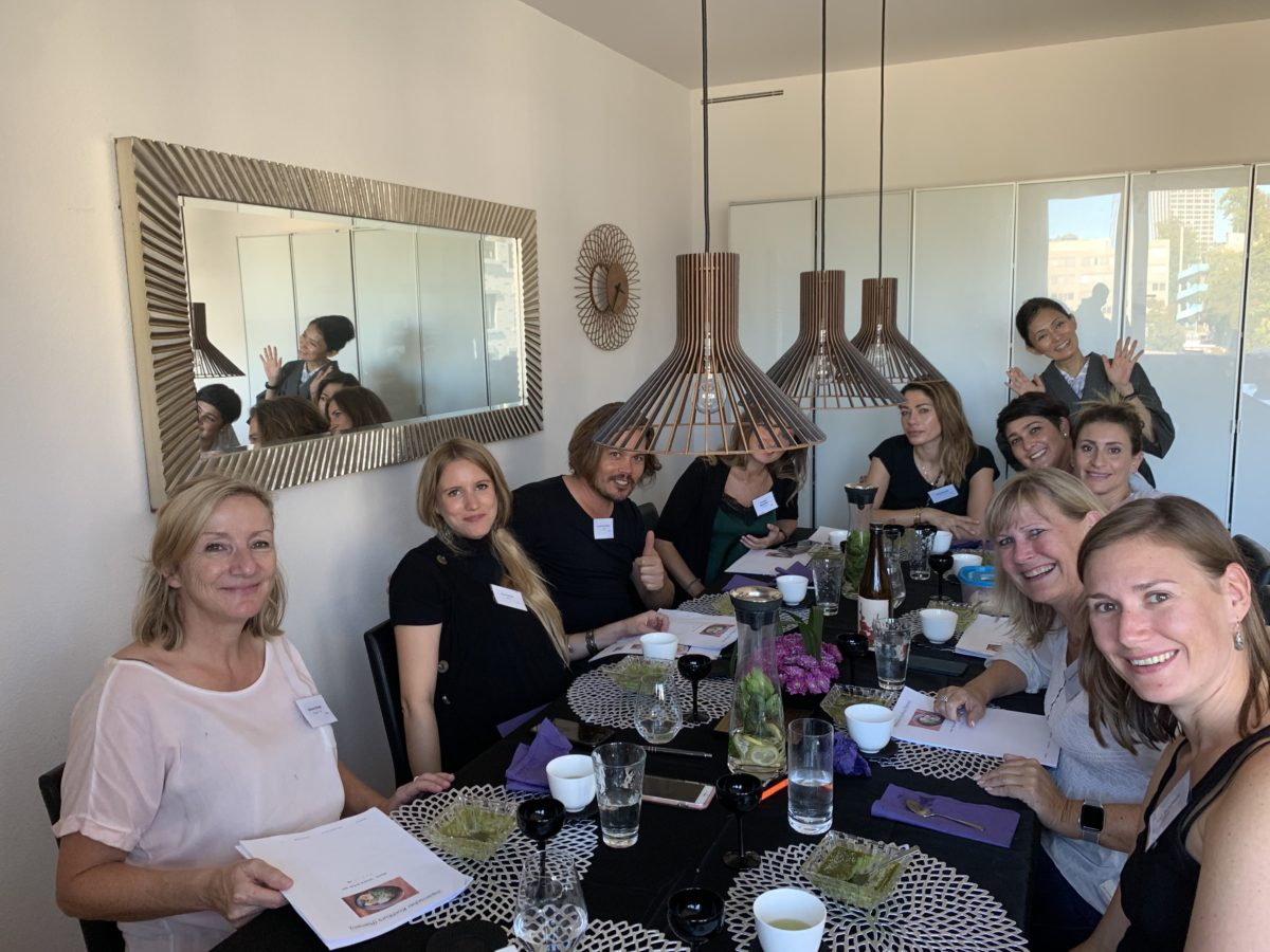 Japanese cooking class (Shoyu-Ramen) in September 2019(2)