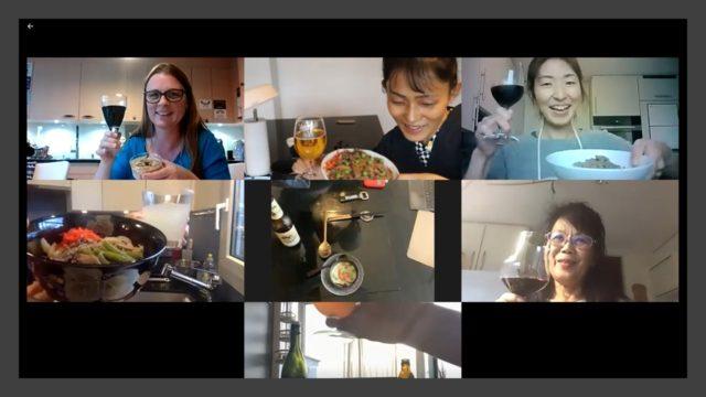 Online cooking class in Zurich