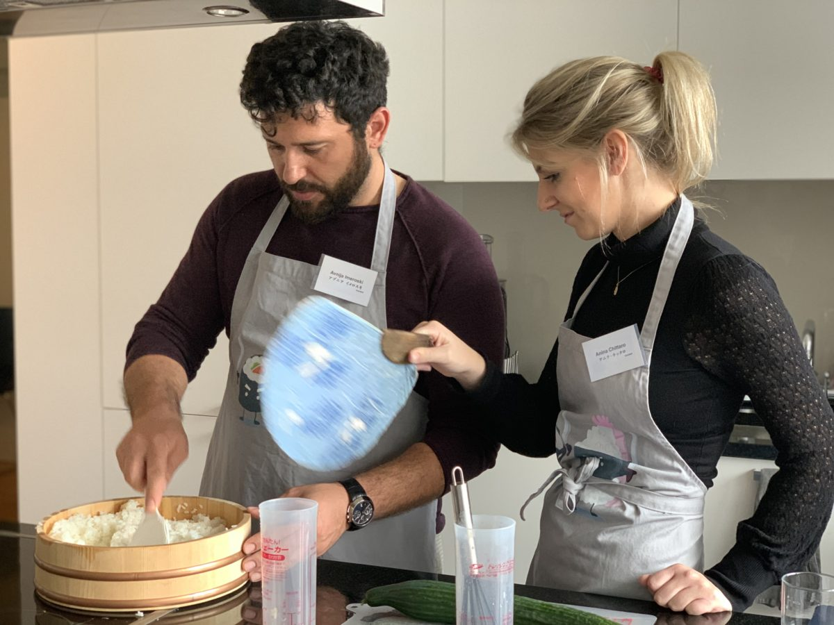 Privater Sushi Kurs im Oktober 2020