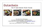 Online-Koch-Kurse (Ein/e Meister/in in japanischem Kochen)